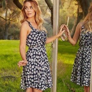 Disney Lauren Conrad Alice in Wonderland Dress